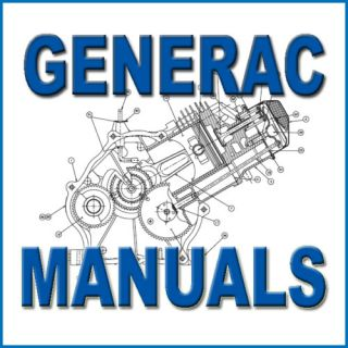 Generator Motorhome RV Service Manuals Repair 100 Manuals NP IM Engine