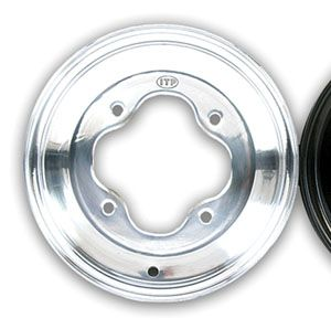 ITP T 9 Pro Series Wheel Rear 10x7 4 144 4 3 Alu for Honda TRX700XX