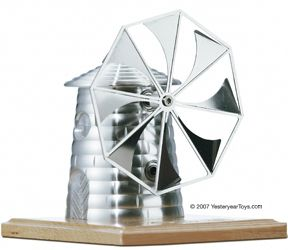 YTW15 Hot Air Stirling Engine Windmill