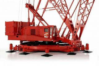 Manitowoc Lattice Crawler Ringer Crane 4100W Diecast Model 1 50