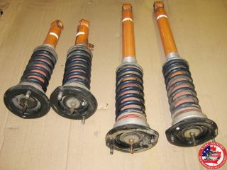 JDM Coilovers KYB Nissan Skyline r33 GTS 94 98 Suspension Adjustable