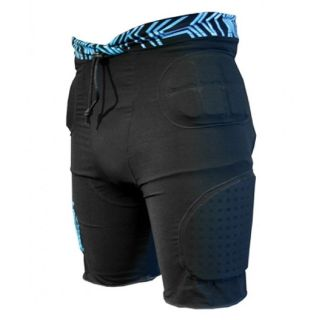 Demon Mens Flex force Protection Shorts   FREE