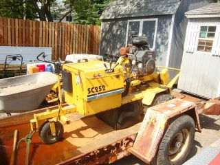 Vermeer SC252 for sale  Stump Grinders for Sale  Used Forestry