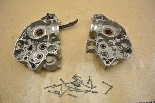 2008 08 KTM 250 SXF 250SXF Engine Motor Bottom End Crank Cases Bolts