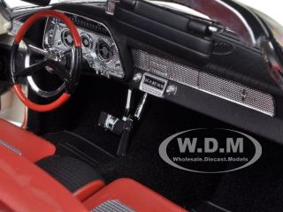 1959 Dodge Custom Royal Lancer Convertible Poppy Red Pearl 1 18