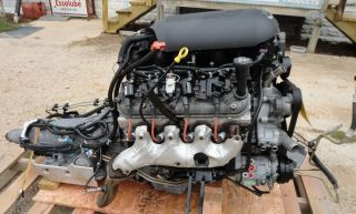 2004 CHEVROLET 4 8 LR4 VORTEC ENGINE AND 2WD 4L60E TRANSMISSION LSX