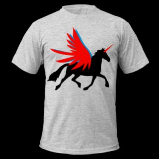 unicorn flying horse T Shirt 9379343
