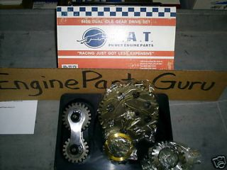 429 460 CID Big Block Ford V8 Quiet Gear Drive Timing Set GD460