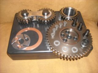 Gear Drive Set Big Block Mopar Quiet 383 426 440 3 Bolt 440Q
