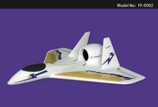 Thunderbird 0 85M Wing Span 0 72M Length EPS EDF Electric RC Jet