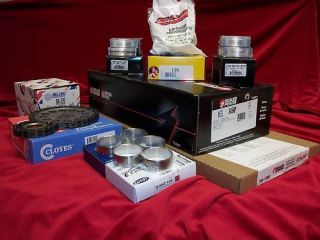 Chevy Marine 4 3 4 3L Vortec Engine Kit Pistons Rings