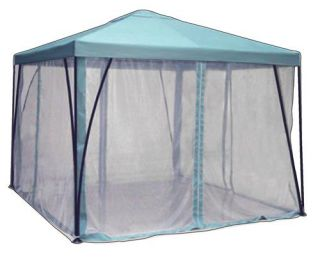 Southern Patio 10 x 10 Gazebo With Net GAZ 440876