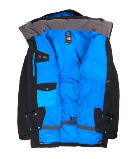 The North Face Knuckle Hyvent Down Black Man. Ropa hombre Chaquetas