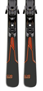Salomon Enduro Lx 800 + K Z10 12/13. Ski man All mountain